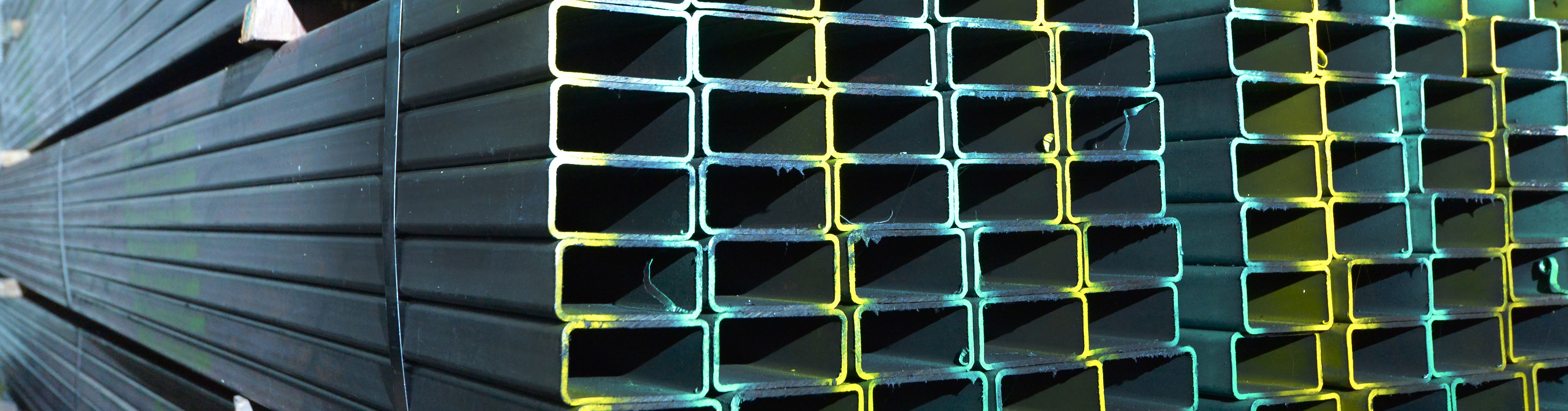 "Steel Square Tube 2.5/"" x 2.5/"" x 30/"" Long x 3//16/"" Wall 0.188/"""